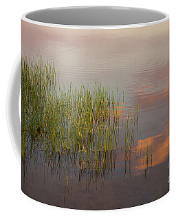 Solitute At The Lake Coffee Mug