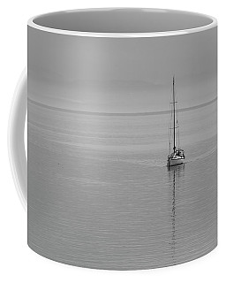 Solo Sailing Coffee Mug