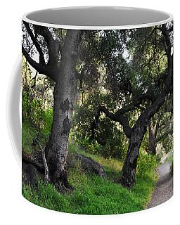 Solstice Canyon Live Oak Trail Coffee Mug