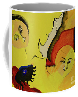 Solstice Coffee Mug by Paul McKey