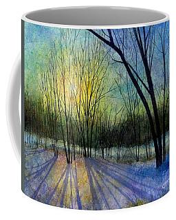 Solstice Shadows Coffee Mug