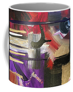Solvent Cosmo Coffee Mug