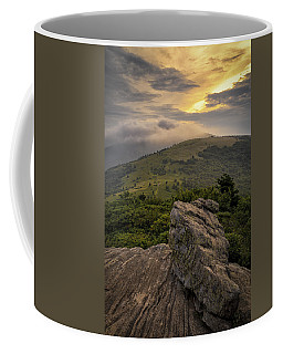 Rocky Sunset - Roan Mountain Coffee Mug