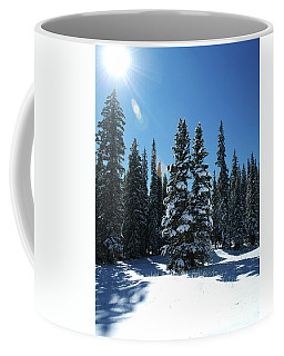 Some Where In Colorado Coffee Mug