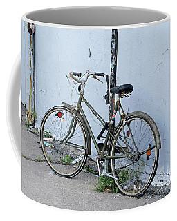 Somebody's Bicycle Coffee Mug