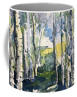 Somebody's Camino  Coffee Mug by Robin Miller-Bookhout