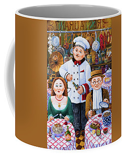 Something About Food 2 Coffee Mug