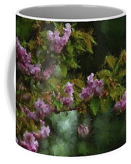 Something About Spring Coffee Mug by Tricia Marchlik