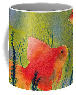 Something Fishy Going On Coffee Mug