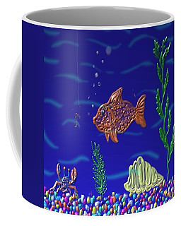 Something Fishy Coffee Mug