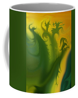 Something Green Coffee Mug
