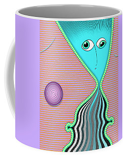 Something Has Come Between Us Coffee Mug