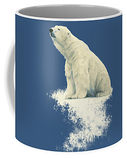 Something In The Air Coffee Mug by Lucie Bilodeau