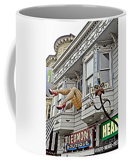 Something To Find Only The In The Haight Ashbury Coffee Mug
