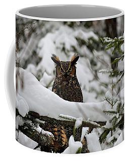 Something's Watching You Coffee Mug