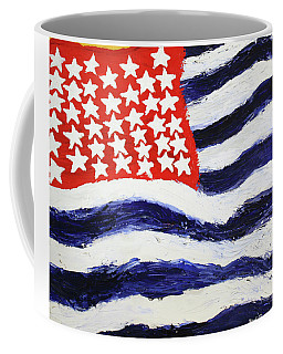 Something's Wrong With America Coffee Mug