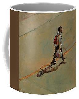 Sometimes I Like To Walk Alone Coffee Mug