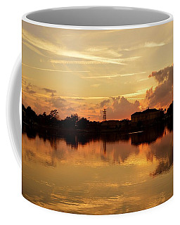 Sometimes Sunsets Just Happen Coffee Mug