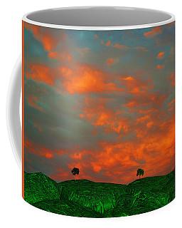 Somewhere Else Coffee Mug