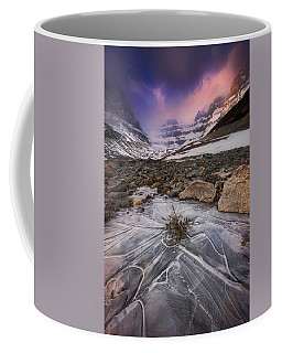 Somewhere In The Canadian Rockies Coffee Mug