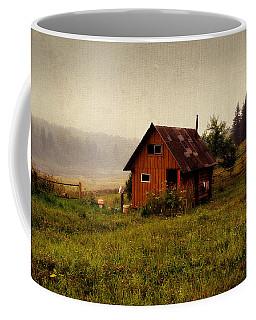 Somewhere In The Countryside. Russia Coffee Mug