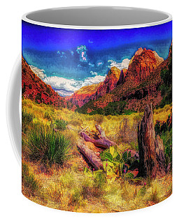 Somewhere In Utah ... Coffee Mug