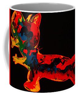 Sonar Coffee Mug