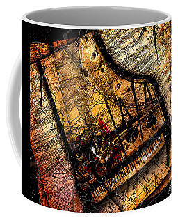 Sonata In Ace Minor Coffee Mug