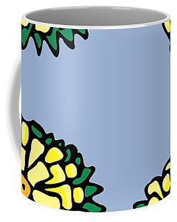 Sonchus In Color Coffee Mug