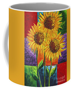 Sonflowers I Coffee Mug
