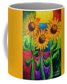 Sonflowers II Coffee Mug