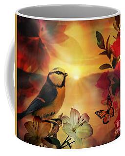 Song At Sunset Coffee Mug