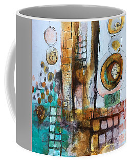 Song Coffee Mug by Karin Husty