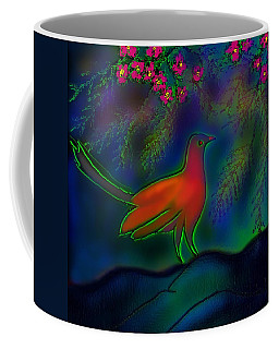 Songs Of Forest Coffee Mug by Latha Gokuldas Panicker