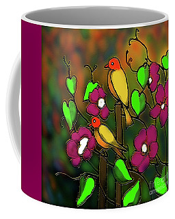 Songs Of October Coffee Mug
