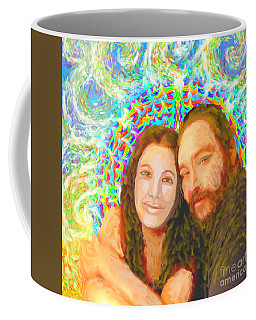 Sonia Marie And Her Sweetheart Coffee Mug