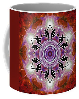 Coffee Mug featuring the digital art Sonic Galaxies by Derek Gedney