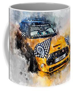 Sonny Watercolor Coffee Mug