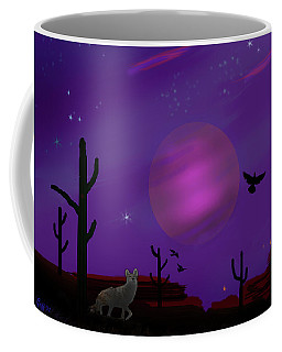 Sonoran Lucid Dream Coffee Mug