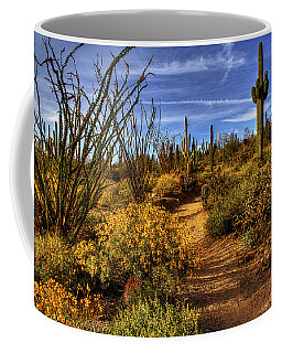 Sonoran Spring 01 Coffee Mug