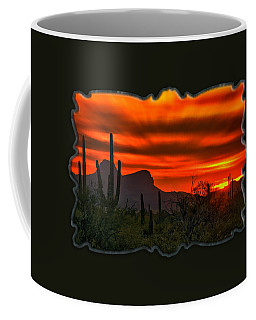 Sonoran Sunset H38 Coffee Mug