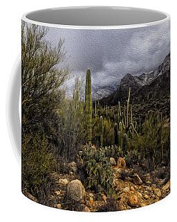 Sonoran Winter No.3 Coffee Mug