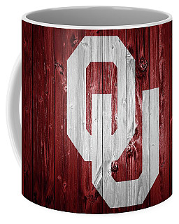 Sooners Barn Door Coffee Mug