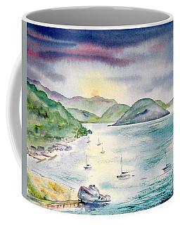 Sopers Hole Sunset Coffee Mug
