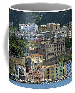 Capri's Marina Piccola Coffee Mug