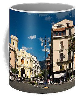 Sorrento Italy Piazza Coffee Mug