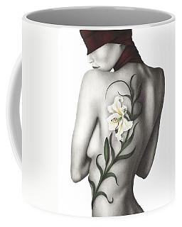 Sorrow Coffee Mug by Pat Erickson