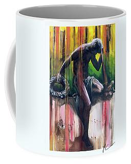 Sorrowing Genius  Coffee Mug