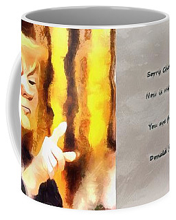 Sorry Charlie... Coffee Mug by Maciek Froncisz