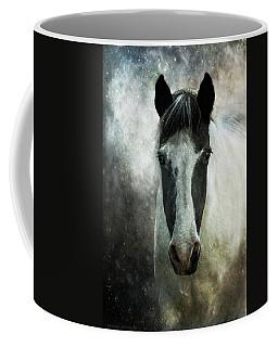 Soul Horse, Mystical Spiritual Horse Art Coffee Mug